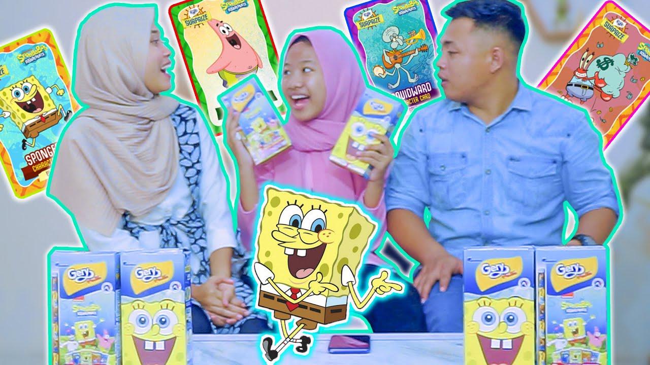 Download Serunya Berburu Spongebob #spongebob