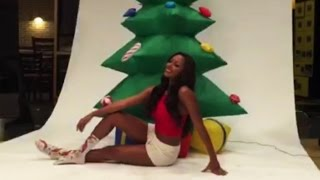Eden gets into the holiday spirit - Video Blog: November 29, 2014