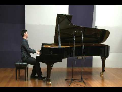 "Chopin Variations on ""La ci darem la mano"" from Mozart Opera ""Don Giovanni"" Op.2 (Dou Yiming)"
