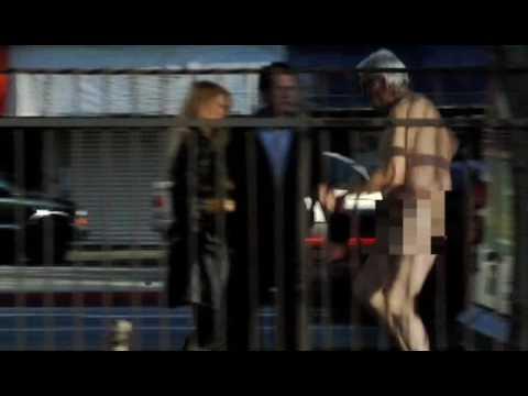 Naked Old Man Runner 89