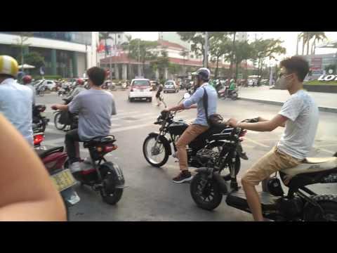 Tour around Hanoi, Vietnam with a local.