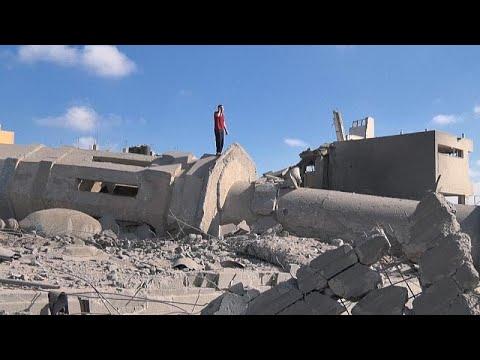 شاهد: غارة إسرائيلية تدمر مسجداً في جباليا شمال غزة  - نشر قبل 22 دقيقة