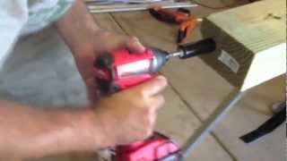 "Milwaukee M18 FUEL Brushless 1/4"" Hex Impact Driver Kit- 2653-22CT Review"