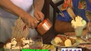"""Vanuatu -- French Café """"Au Peche Mignon"""""""