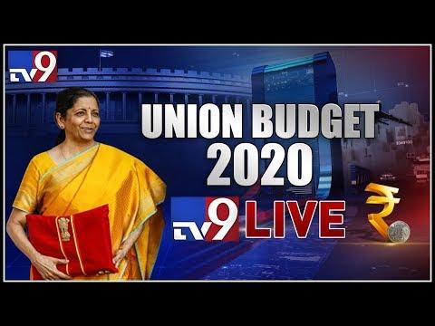 Budget 2020 Highlights LIVE || FM Nirmala Sitharaman - TV9 Exclusive