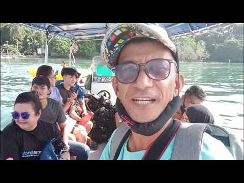Download TOUR TO THE  BLUE HOLE BLUE RING REEF KUNAK PART 1