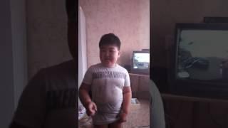 Сынок рассказывает стих о Родине