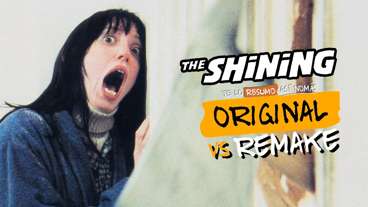 El Resplandor (1980) vs  El Resplandor (1997) | #OriginalVsRemake