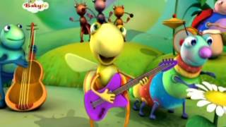 Big Bugs Band Baby TV Jamaican reggae Emmas Theatre Must see!!