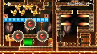 short but tricky: Beating Super Mario Maker's Hardest Levels!