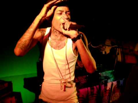Wiz Khalifa - Go'on Hate (Pittsburgh, PA) 4/10/08
