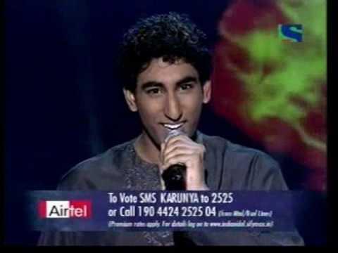 N.C.Karunya-Ramta Jogi-Indian Idol 2