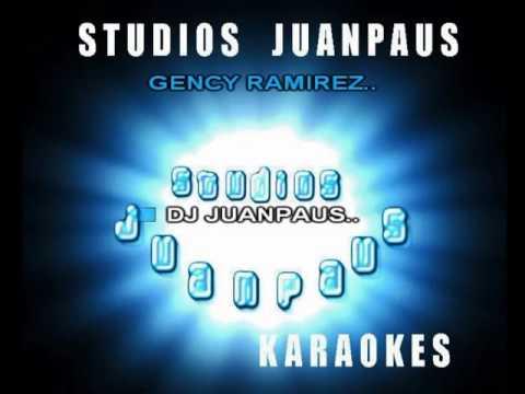 Pista  Eres  Mi Droga  Gency  Ramirez  (DJ JUANPAUS)