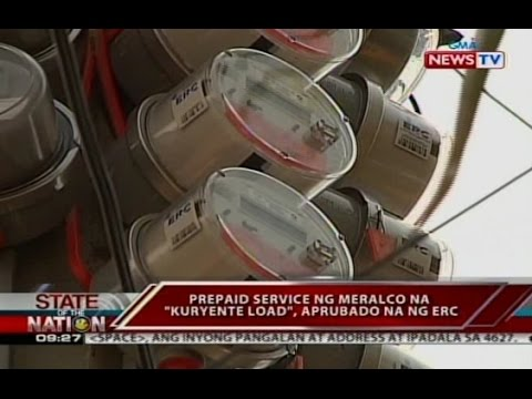 Smart Grid And The Meralco Prepaid Electricity Service Doovi