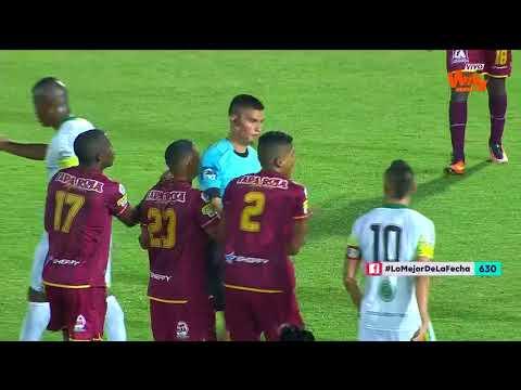 Liga Aguila 2018-I | Fecha 5 - Tolima 0-1 Bucaramanga