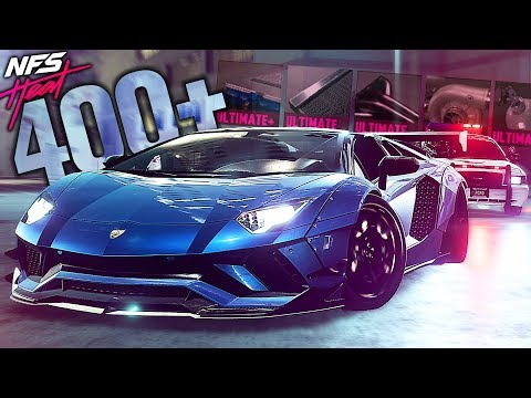 Need for Speed HEAT - EASY 400+ High Heat Ultimate Parts Guide!
