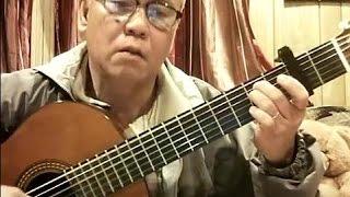 Tình Cha (Ngọc Sơn) - Guitar Cover by Bao Hoang