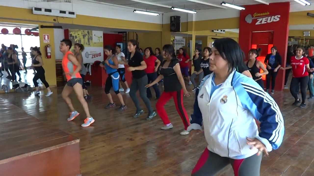 Gimnasio zeus bailes con henry paredes youtube - Gimnasio paredes ...