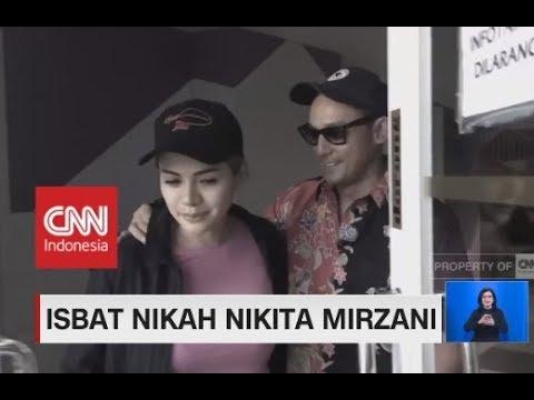 Heboh Isbat Nikah Nikita Mirzani