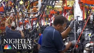 U.S. Businesses Caught In Crossfire Of Trade War | NBC Nightly News