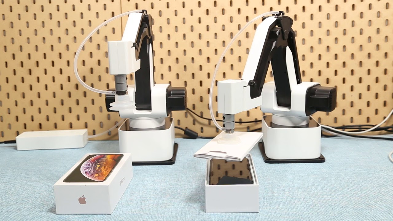 The Modular All-In-1 Desktop Robot Arm For Everyone by Hexbot