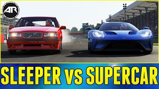 Forza 6 Online : SLEEPER vs SUPERCAR CHALLENGE!!!