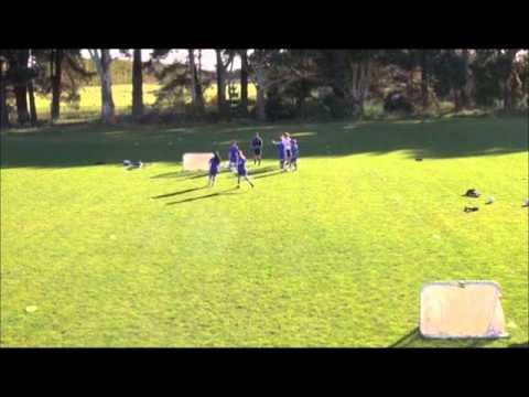Asia Pacific Football Academy training