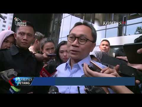 KPK Periksa Zulkifli Hasan Terkait Kasus Suap Adiknya Mp3