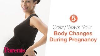 5 Crazy Ways Your Body Changes During Pregnancy   Parents