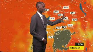 Weather forecast for 01 11 2018 by Sempa Alex Kim