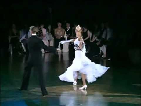 WSSDF 2008 Tango. Christopher Hawkins & Justyna Hawkins