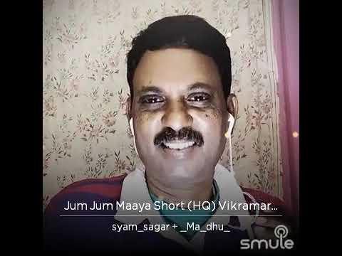 jum-jum-maya-l-vikramarkudu-movie-l-ravi-teja,-anushka-|-syam-sagar-sings-with-madhu