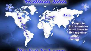 Scatman John - We Got To Learn [To Live Together] [Lyrics]