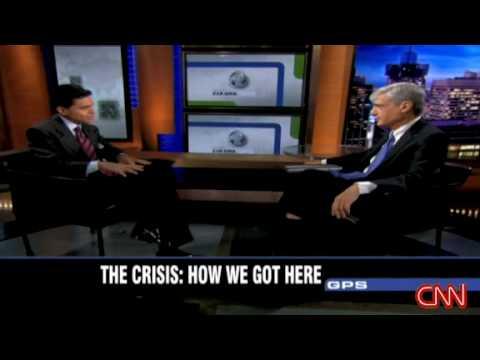 GPS Zakaria - Robert Rubin on Obama and Economy Part 1