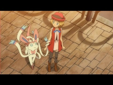 Sylveon & Eevee AMV - Cherry pop