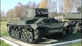 Бронетехника второй мировой войны. Английские танки.(История создания Английских танков., 2012-07-25T14:59:52.000Z)