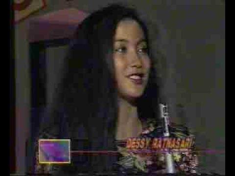 Dessy Ratnasari , Lulu Tobing , Alm Ryan Hidayat (1992)