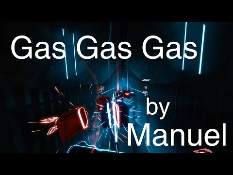 World Record | Gas Gas Gas - Manuel | Rank S