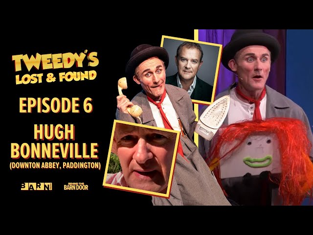 Tweedy's Lost & Found Episode 6 with Hugh Bonneville | Clown | Children's Theatre