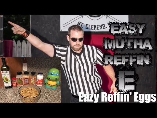 Wise Eats - Eazy Reffin' Eggs - Scrambled Egg Recipe Video
