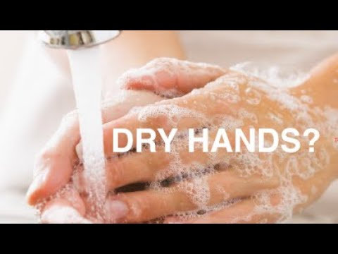 Dry Hands and Skin During COVID-19? Here Are Some Skin Care Tips!