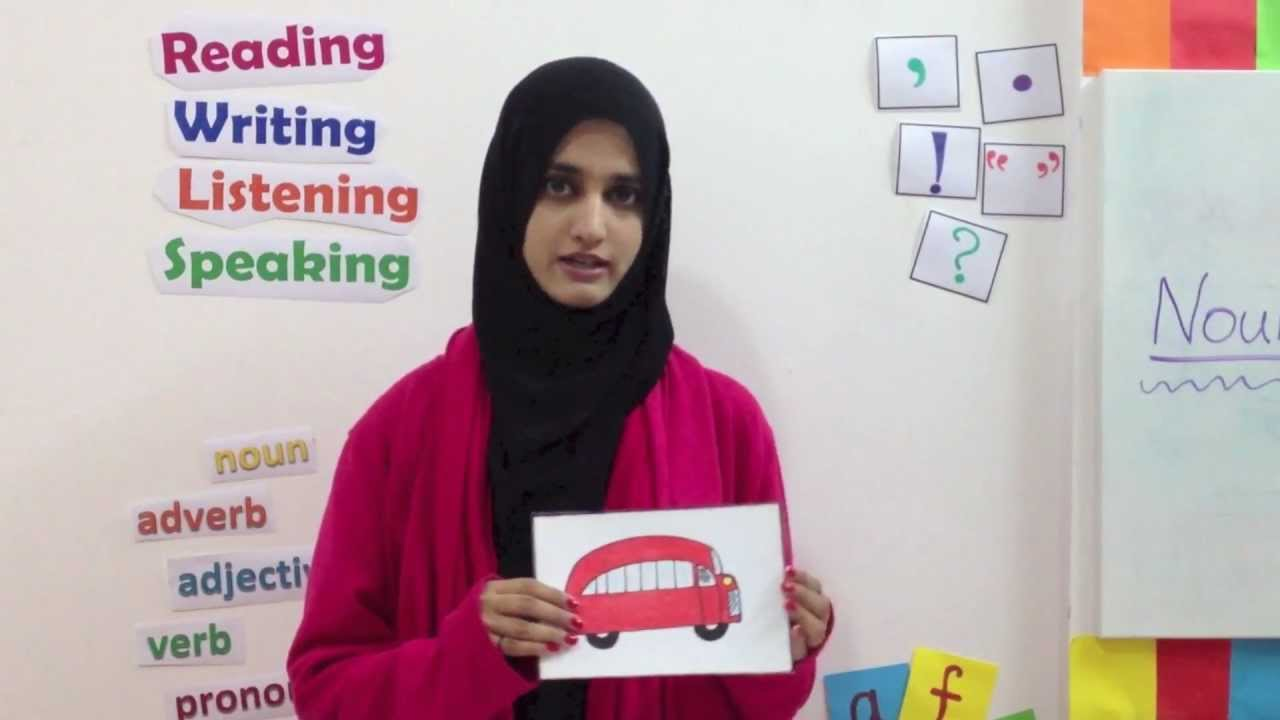 Learn english grammar in urdu