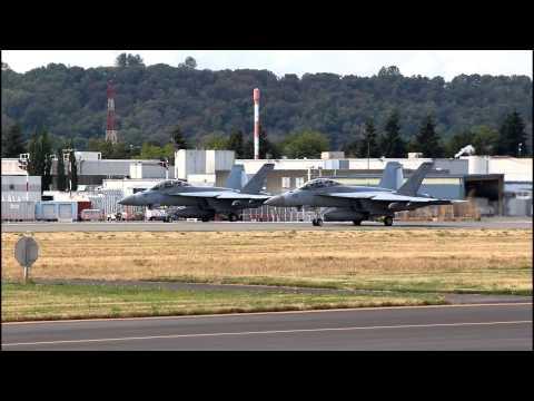 Boeing Field VFA-41