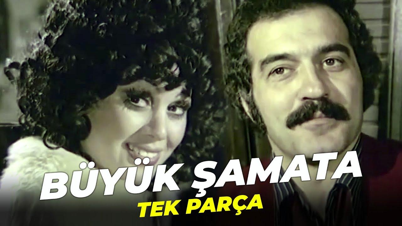 Büyük Şamata | Fikret Hakan Feri Cansel Eski Türk Filmi Full İzle