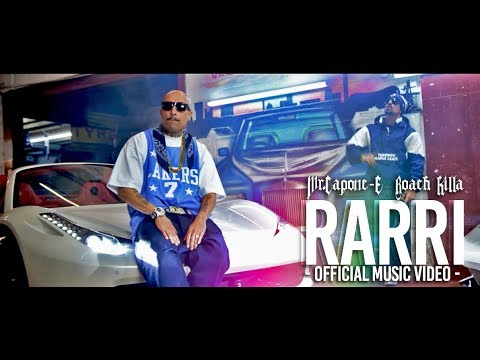 Mr.Capone-E - Rarri Feat. Roach Killa (Official Music Video )Mixtape