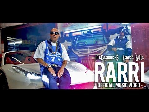 Mr.Capone-E - Rarri Feat. Roach Killa (Official Music Video )