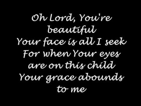 Lyrics containing the term: youre still lord from this is ...