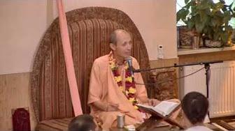 Шримад Бхагаватам 4.8.33 - Бхакти Ананта Кришна Госвами