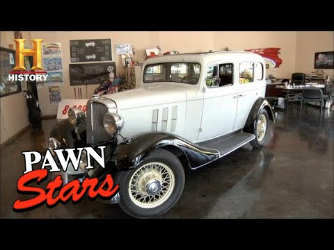 Pawn Stars: 5 Ultimate Classic Car Deals | History