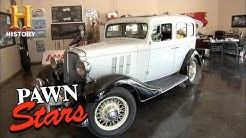 Pawn Stars: 5 Ultimate Classic Car Deals   History